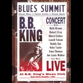 B.B. King: Blues Summit Concert [Video/DVD]