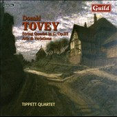 Donald Tovey: String Quartets