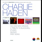 Charlie Haden: The Complete Recordings on Black Saint and Soul Note (Old and New Dreams/A Tribute to Blackwell/Etudes/Silence/First Song) [Box]