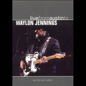 Waylon Jennings: Live from Austin TX [DVD]
