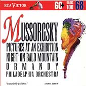Basic 100 Vol 68 - Mussorgsky: Pictures at an Exhibition etc