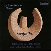 JS Bach: Godfather / La Fontegara