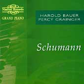 Grand Piano - Schumann / Harold Bauer, Percy Grainger