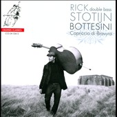 Bottesini: Capriccio di Bravura / Rick Stotijn, double bass; Amsterdam Sinfonietta