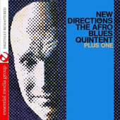 Afro-Blues Quintet + 1: New Directions of the Afro Blues Quintet Plus One