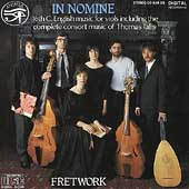 In Nomine - English music for Viols / Fretwork