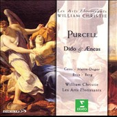 Purcell: Dido & Aeneas / Véronique Gens, Nathan Berg, Sophie Marin-Degor, Claire Brua, Sophie Daneman - William Christie