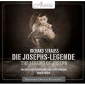 Richard Strauss: The Legend of Joseph, ballet Pantomine, Op. 63 / Heger