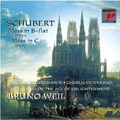 Schubert: Masses D 324 & D 452 / Bruno Weil, et al