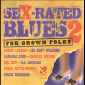 Various Artists: Sex-Rated Blues for Grown Folks, Vol. 2