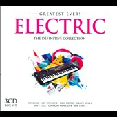 Various Artists: Greatest Ever! Electric [Box]