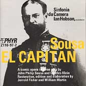 Sousa: El Capitan / Hobson, Beer, Dolter, Edwards, et al
