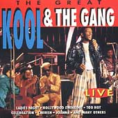 Kool & the Gang: Great Kool & the Gang Live