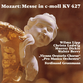 Mozart: Mass in C minor, etc / Grossman, Horenstein, et al