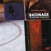 Badinage: The Piano Music of Mana-Zucca / Nanette Kaplan Solomon, piano
