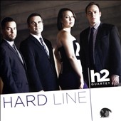 Hard Line - New music from: Ryan, Wohl, Rosenblum, Karaca, Baker, Biedenbender / h2 quartet
