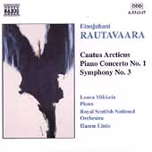 Rautavaara: Cantus Arcticus, etc / Lintu, Mikkola, et al