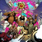 Flatbush Zombies: 3001: A Laced Odyssey [Digipak]