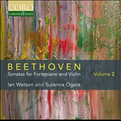 Beethoven: Sonatas for Fortepiano and Violin Nos. 5 & 10;
