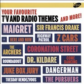 Various Artists: Your Favourite TV and Radio Themes and More