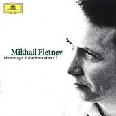 Hommage &#224; Rachmaninov / Mikhail Pletnev