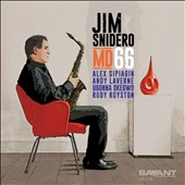 Jim Snidero: MD66 [8/26]