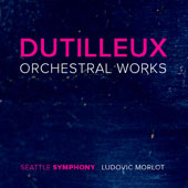 Dutilleux: Symphonies Nos. 1 & 2; Métaboles; The Shadows of Time; Violin Concerto; and more;