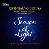Songs of Thanksgiving, Christmas, Chanukah & New Year,
