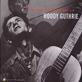 Woody Guthrie: The Asch Recordings, Vol. 1-4 [Box]