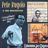 Pete Rugolo: Rugolomania/The New Sounds of Pete Rugolo