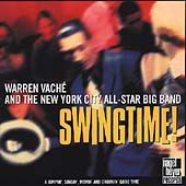 Warren Vaché: Swingtime!
