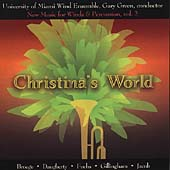 New Music for Winds & Percussion Vol 2 - Christina's World