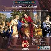 Melani: Cantatas for Soprano / Frisani, Velardi, et al