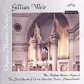 Organ Masters Series Vol 1- Jongen, Hindemith, et al / Weir