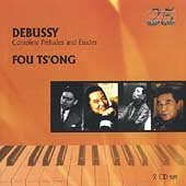 Debussy: Complete Preludes and Études / Fou Ts'ong