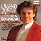 Jochen Kowalski - Plaisir d'Amour