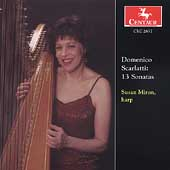 Scarlatti: Sonatas Vol 1/ Susan Miron