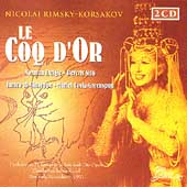 Rimsky-Korsakov: Le Coq d'Or, Mozart and Salieri / Rudel