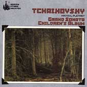 Tchaikovsky: Grand Sonata, Children's Album / Pletnev