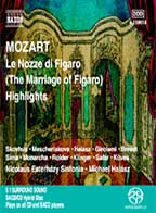 Mozart: Le Nozze di Figaro - Highlights / Halasz, et al