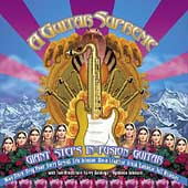 Guitar Supreme: A Guitar Supreme: Giant Steps in Fusion Guitar [Digipak]