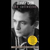 Johnny Cash: At Folsom Prison/At San Quentin/America [Long Box]