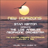 Stan Kenton: New Horizons, Vol.1