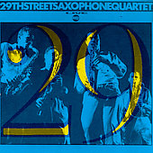 29th Street Saxophone Quartet: Live