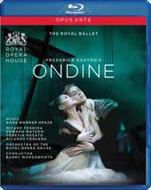 Henze: Ondine / Yoshida, Watson, Royal Ballet, ROH Orch., Wordsworth [Blu-Ray]