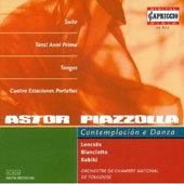 Astor Piazzolla: Contemplacion