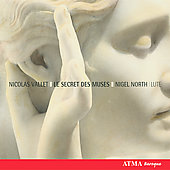 Nicolas Vallet: Le Secret des Muses / Nigel North