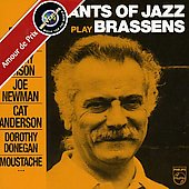 Georges Brassens: Giants of Jazz Play Brassens