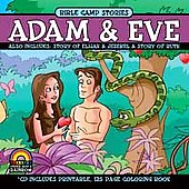 Bible Camp Stories: Adam & Eve