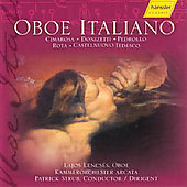 Oboe Italiano / Lencses, Strub, et al